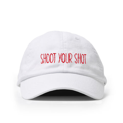 SYS CAP - HOME WHITE/RED