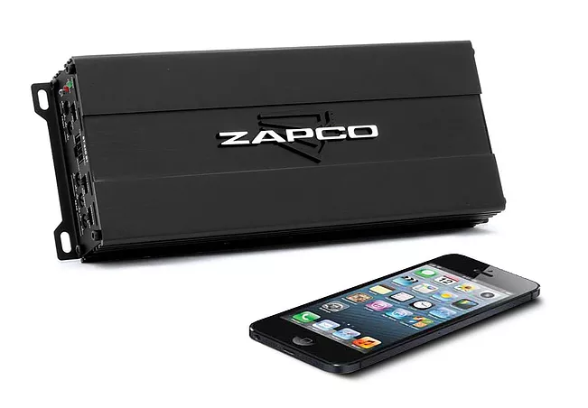 Zapco ST-D Series with Bluetooth Streaming