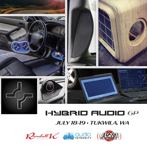 Hybrid Audio Grand Prix