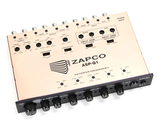 Zapco ASP-Q1 Dash Mount EQ with 3-Way Crossover