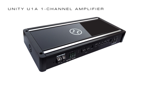 Hybrid Audio Unity Series U1A Amplifier