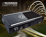 Hybrid Audio Unity Series U4A 4 Channel Amplifier