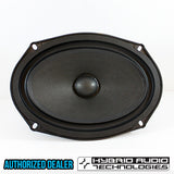 "Hybrid Audio Unity U69 6x9"" Midbass drivers - Audio Intensity"