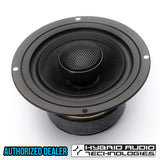"Mirus M41-2 4"" Coaxial Set (No Grilles Available) - Audio Intensity"