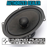 "Mirus M57-2 5x7"" Coaxial Set (No Grilles Available) - Pair - Audio Intensity"