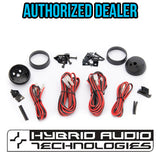 "Hybrid Audio Clarus C51-2 5 1/4"" Component Set - Audio Intensity"