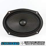 Dodge/Chrysler/Toyota Unity Speaker Package 2 - Audio Intensity