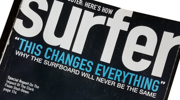 Surfer Magazine's Last Issue - Why it's the 2nd best thing that has happened to surfing in the past 60 years