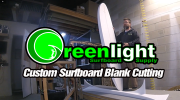 How to Design a Custom Close Tolerance Surfboard Blank in AKU Shaper Software