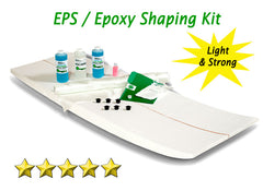 EPS Foam Epoxy resin surf board shaping kit supplies