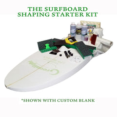 surfboard shaping starter kit