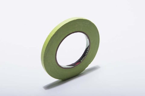 "3/8"" Wide Futures finbox Masking Tape"