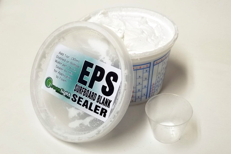 EPS Surfboard Blank Sealer Paste