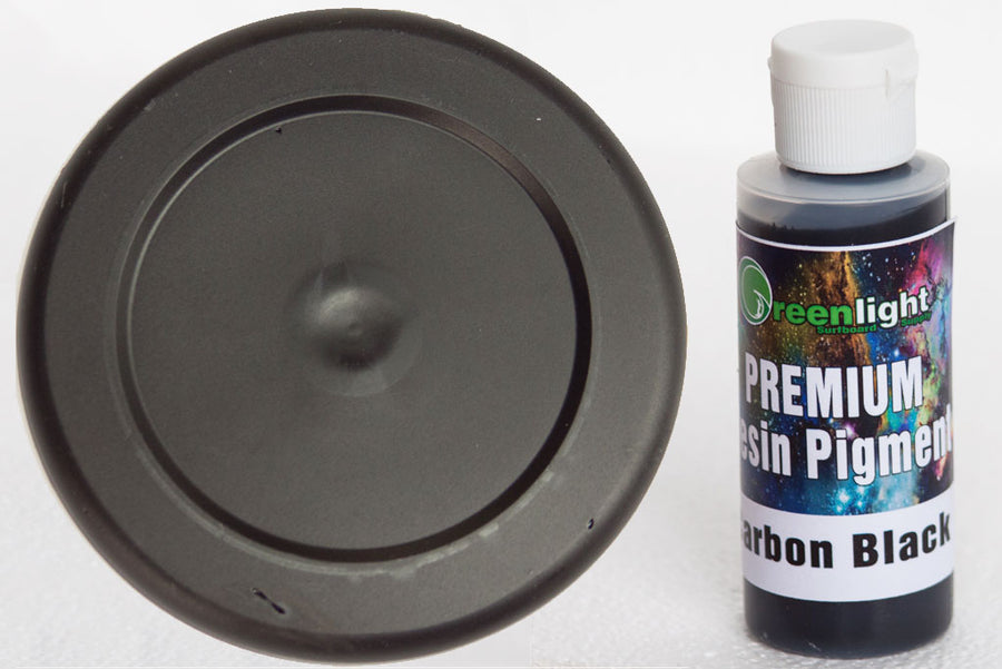 Epoxy Resin Pigment - Carbon Black