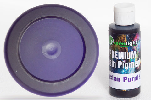 Epoxy Resin Pigment - Elysian Purple
