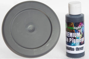 Epoxy Resin Pigment - Graphite Gray
