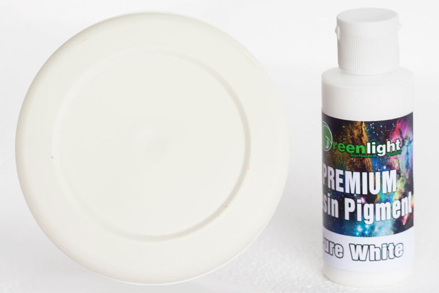 Epoxy Resin Pigment - Pure White