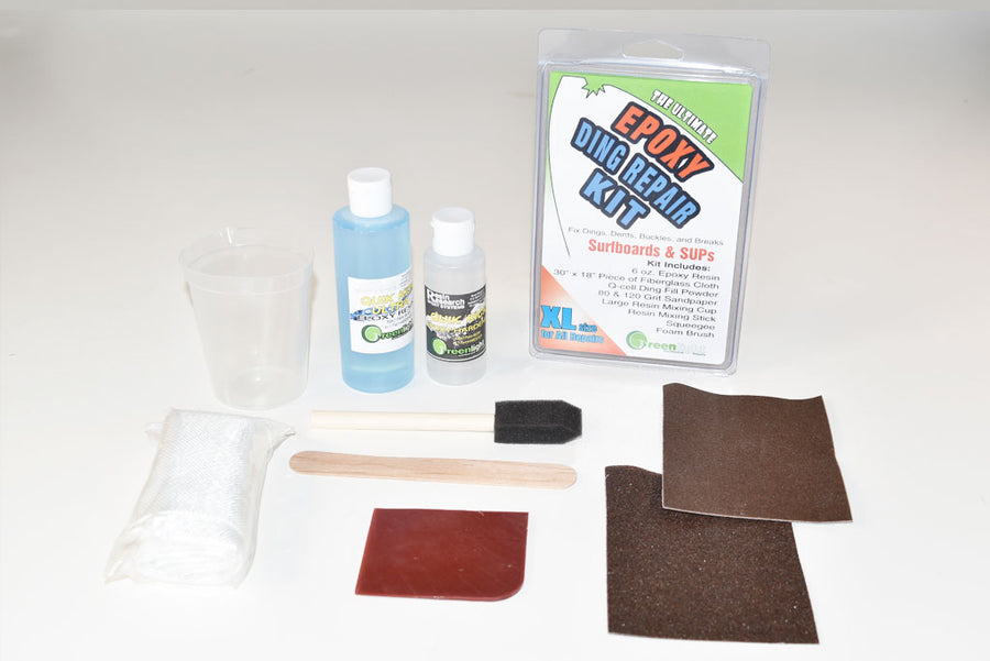 Epoxy Surfboard / SUP Ding Repair Kit