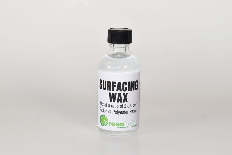 Polyester Resin Surfacing Wax Agent