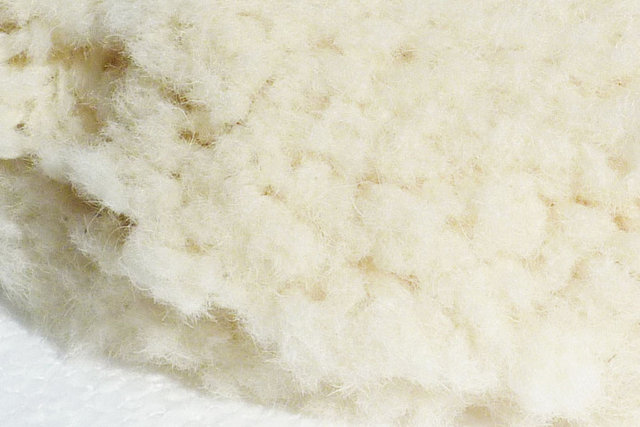 "8"" Compounding/Buffing Wool Bonnet"