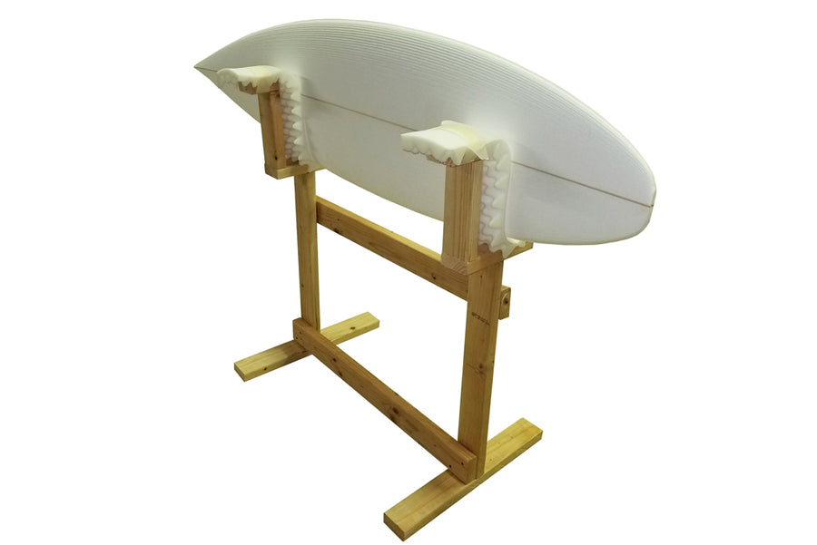 Surfboard Shaping and Ding Repair Racks / Stands