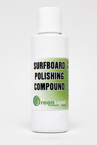 Greenlight Surfboard Polishing Compound