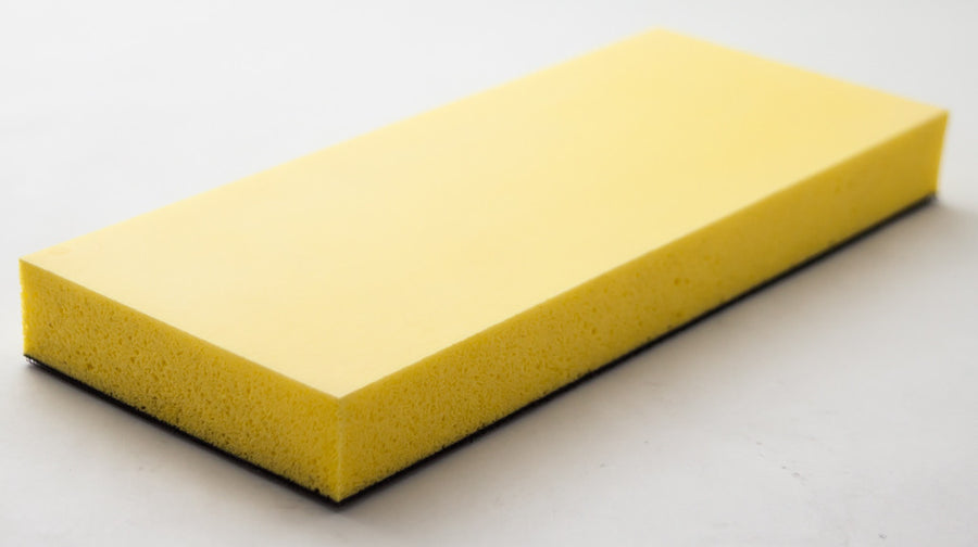 Flexpad Yellow Soft Flex Shaping/Sanding Block
