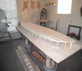 Wood Surfboard Kit - The Driftwood