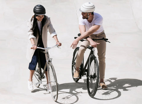 closca helmet is perfect for daily commuters