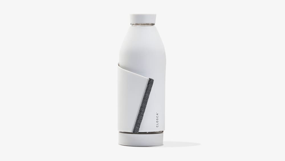 Closca Bottle White
