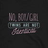 No, Boy/Girl Twins Are Not Identical
