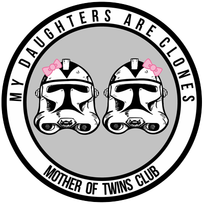 My Daughters Are Clones Magnet (for Mothers)