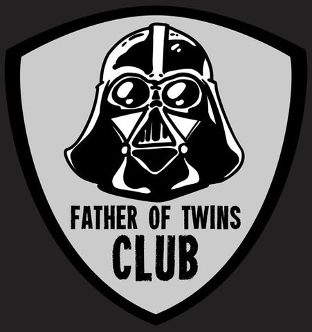 Father of Twins Club T-Shirt