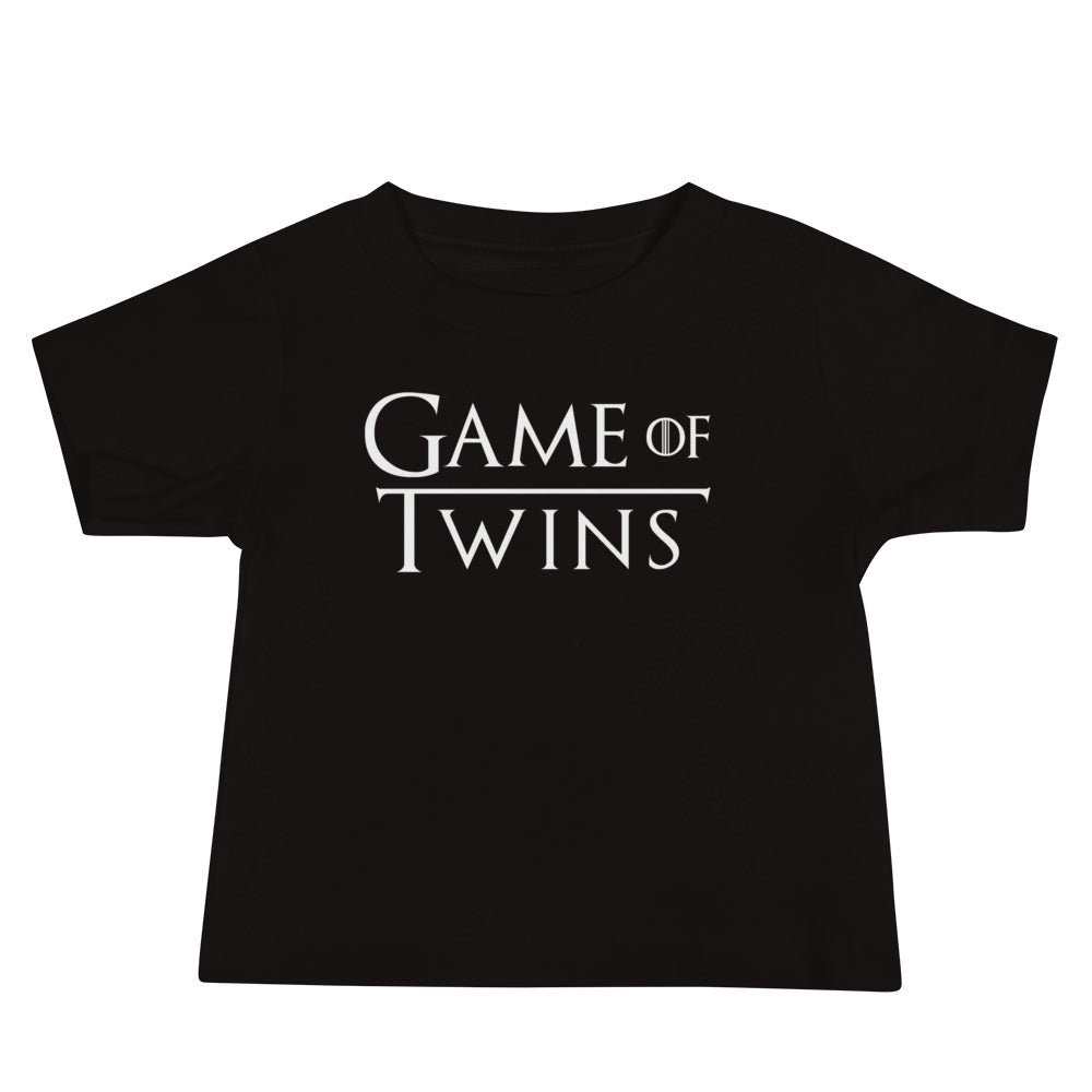Game of Twins T-Shirt for Babies