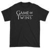 Game of Twins T-Shirt Design (for Men)