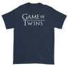 Game of Twins (Navy Blue)