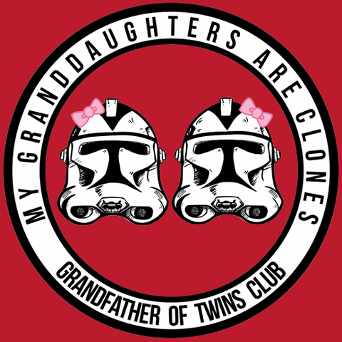 My Granddaughters Are Clones T-Shirt