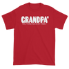 Grandpa Squared (Grandpa²) T-Shirt - Cherry Red