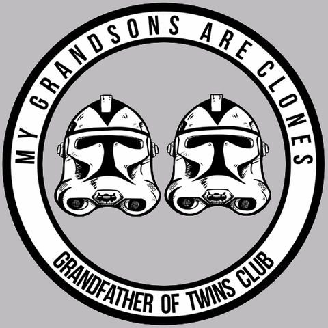 My Grandsons Are Clones T-Shirt