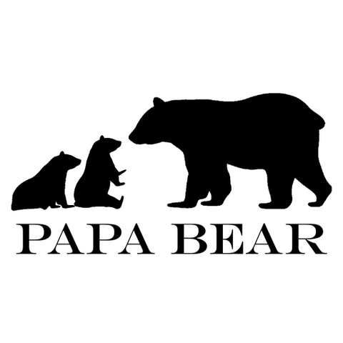Twin Papa Bear T-Shirt