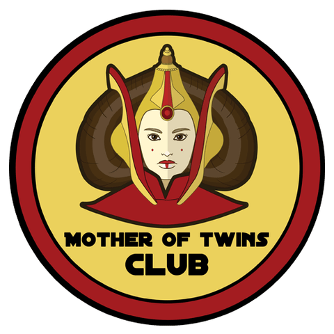 Mother of Twins Club T-Shirt