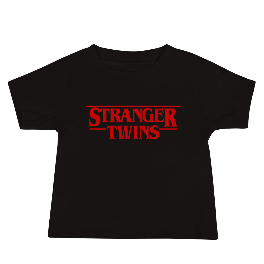 Stranger Twins (Stranger Things Inspired) T-Shirt for Baby