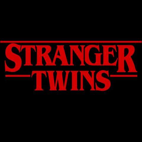 Stranger Twins (Stranger Things Inspired) T-Shirt
