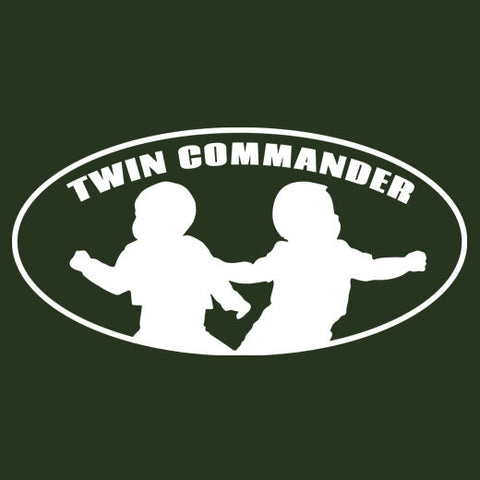 Twin Commander T-Shirt