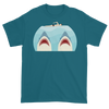 Jaws Style Twin Parenting T-Shirt