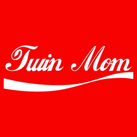 Twin Mom Cola Style T-Shirt