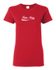 Twin Mom Cola Style T-Shirt in red