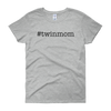 #twinmom t-shirt in gray