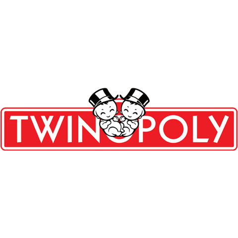 Twinopoly T-Shirt for Twin Parents