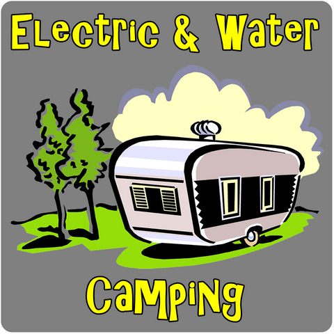 Camping Electric & Water Section D - LJT's 32nd Annual Texas Music Festival